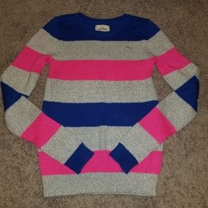 Girls Abercrombie Kids Pullover Knit Sweater XL 12